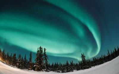 ¿Qué son las auroras boreales?
