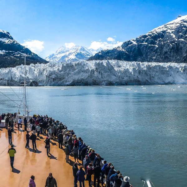 viaje canadá crucero alaska