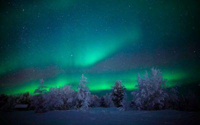 dónde ver auroras boreales