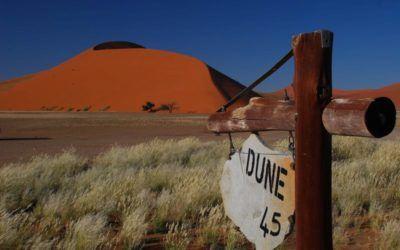 Parque Nacional de Namib Naukluft