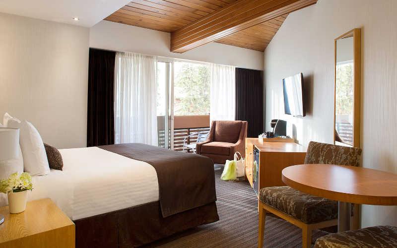 hotel tradicional banff canada