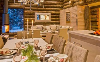 luxury-cottages-lapland