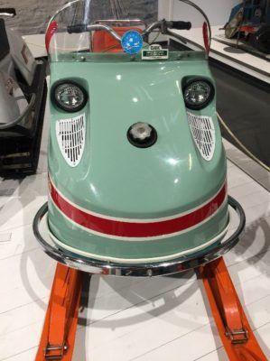 snowmobile-museum-rovaniemi-lapland