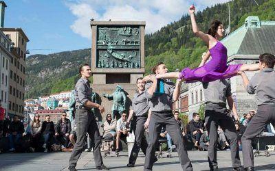 Festivales de primavera en Noruega