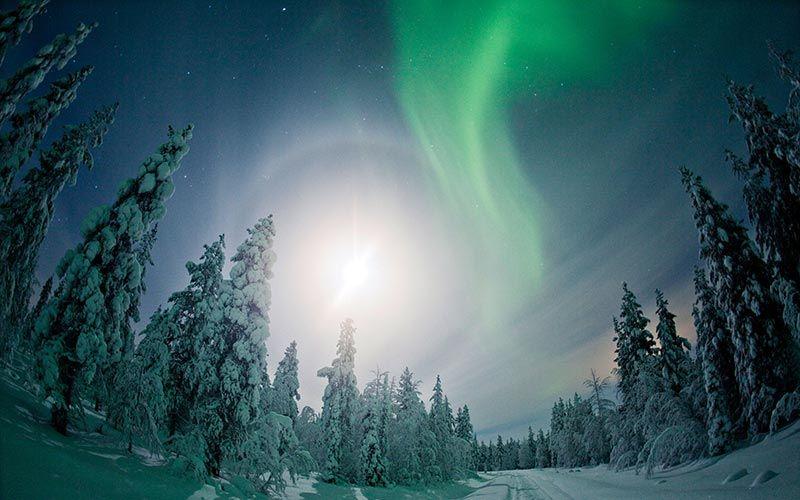 que-epoca-ver-auroras-boreales