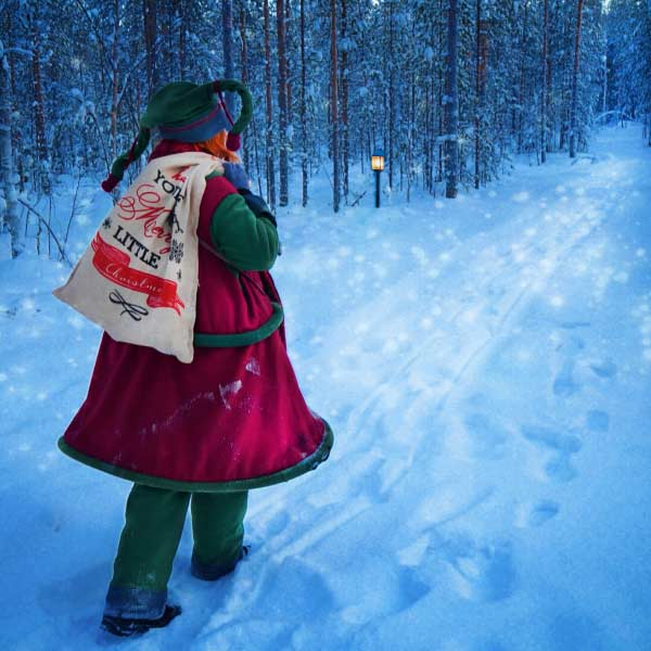 travel lapland early christmas