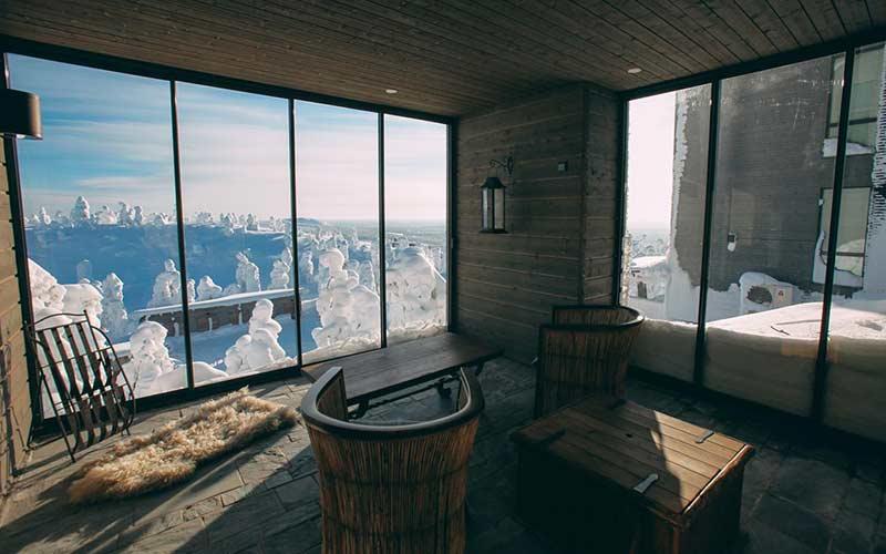 sauna-ruka-peak-cabana