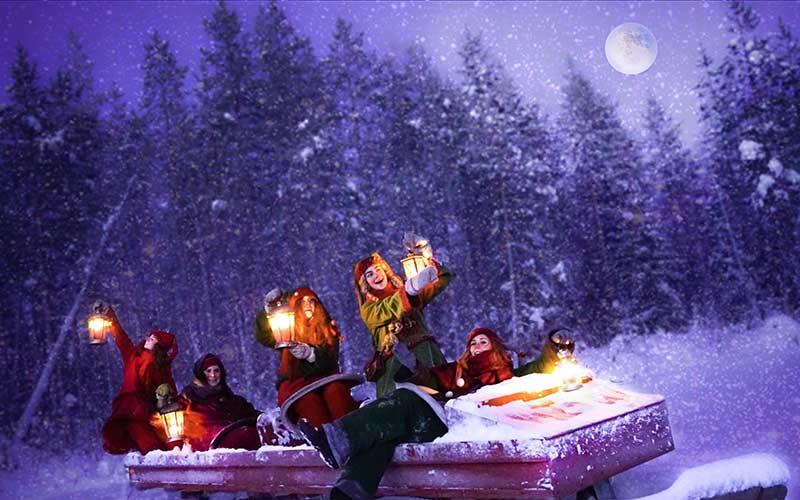 en-busca-de-papa-noel-trineo-elfos-navidad