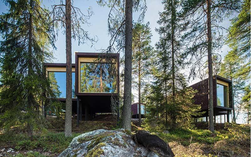 cabanas-naturaleza-finlandia-verano