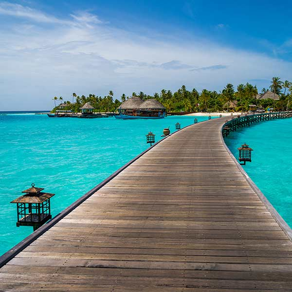 We design tailor-made honeymoon trips to Maldives