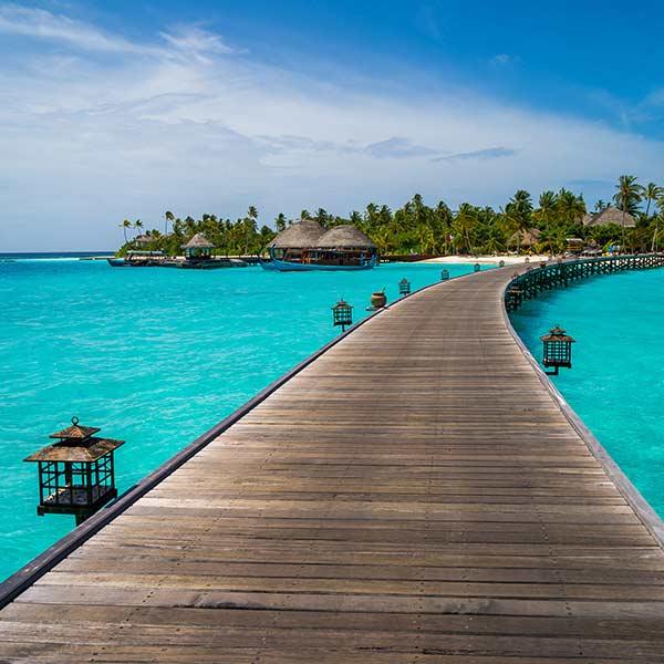 diseñamos viajes de novios a maldivas a medida