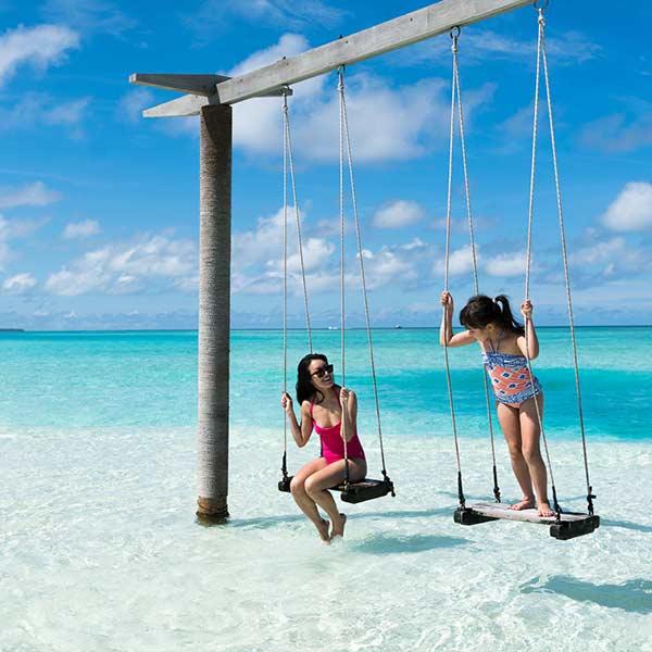 creamos viajes con niños a maldivas a medida