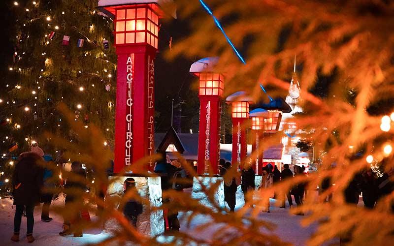 Los motivos para viajar a Laponia y celebrar Navidad todo el año en Rovaniemi