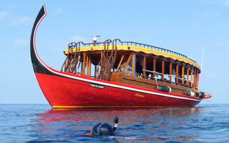 snorkel-barco-dhoni-maldivas-experiencias-viaje-de-novios