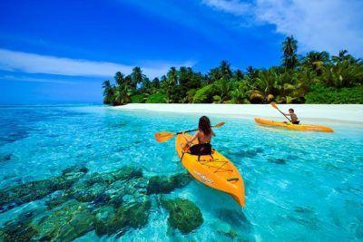 kayak-actividades-maldivas-viaje-luna-de-miel