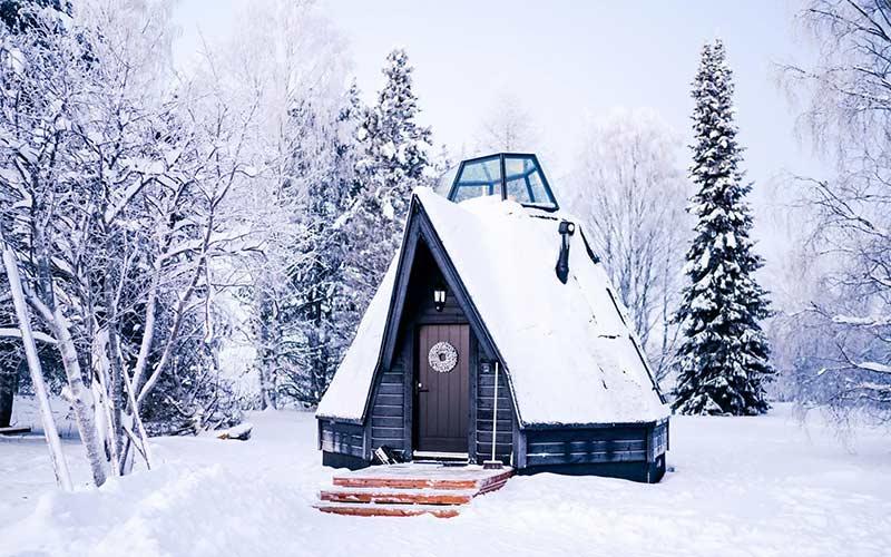 cabana-ver-auroras-boreales-laponia