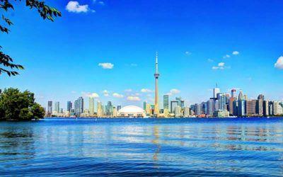 Viajando por el Este de Canadá
