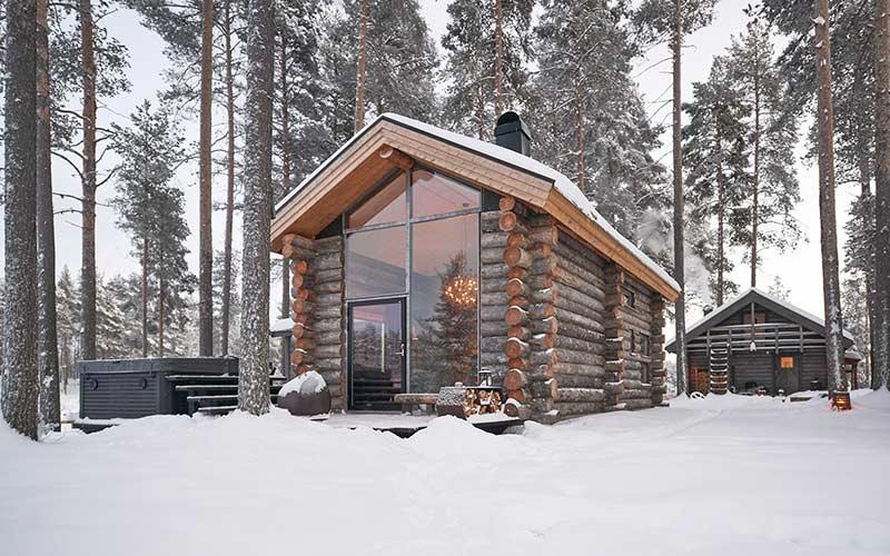 exclusiva-cabana-de-troncos-laponia-sueca-viajes-a