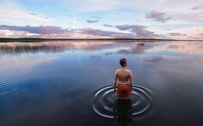 Excursiones fluviales en Rovaniemi