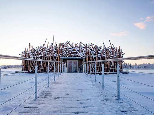 Exclusivo viaje Laponia Sueca Spa